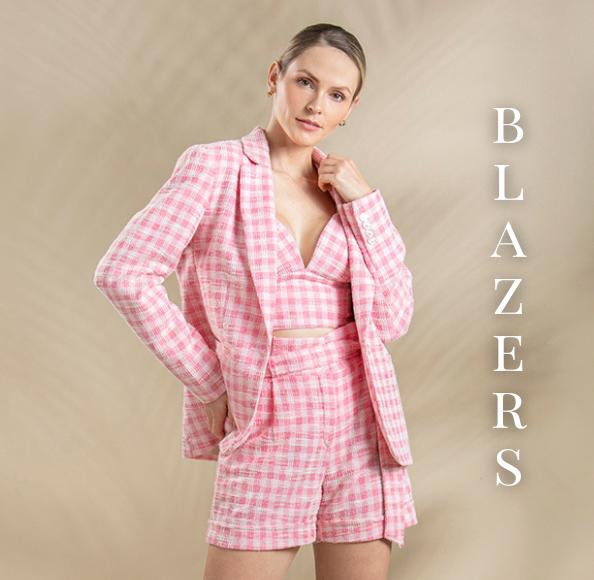 MAIS PEDIDOS - blazers
